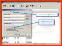 Compresser plusieurs fichiers en plusieurs archives