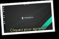 Manjaro Gnome (Distribution Gnu Linux)