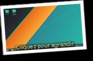 Manjaro KDE (Distribution Gnu Linux)