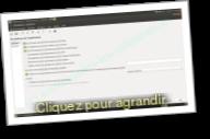 Keepassx (gestion des mots de passe)