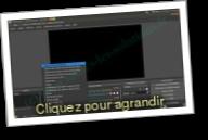 OBS Studio (Capture vidéo du système)