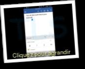[Android] Microsoft Word (Traitement de texte)