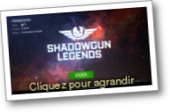 [Android] Shadowngun Legends (Jeu : RPG)