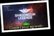 [Android] Shadowngun Legends (Jeu : RPG)