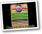 Topple Ball Mini (Jeu : Action)