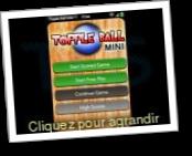 Topple Ball Mini (Jeu : Action)