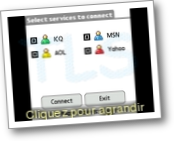 Agile Messenger (Messagerie instantanée multi-protocoles)