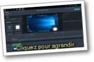 Wondershare Filmora Scrn (Enregistrement / montage vidéo de Windows)